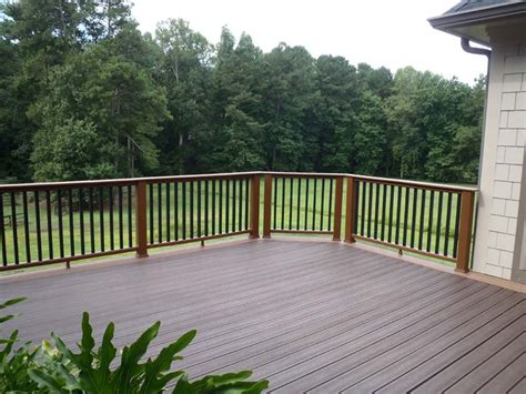deck contractor wood deck composite decks atlanta