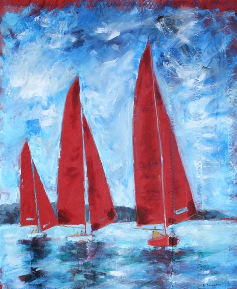 acrylic painting holidays uk becky samuelson arts sold acrylics redwings sailing
