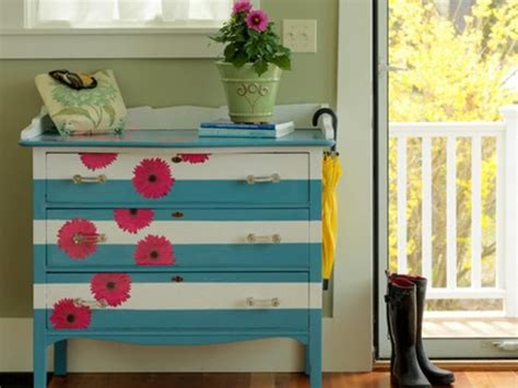 Diy Decoupage Dresser - 19 insanely clever ways to upcycle furniture