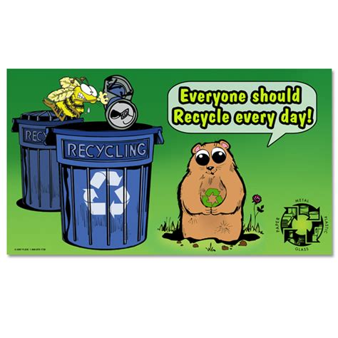 banner design recycle ai rban001 everyone should recycle every day recycling