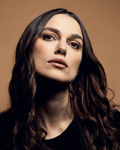 Keira Knightley As by Keira Knightley At Pfluger Photoshoot For The New