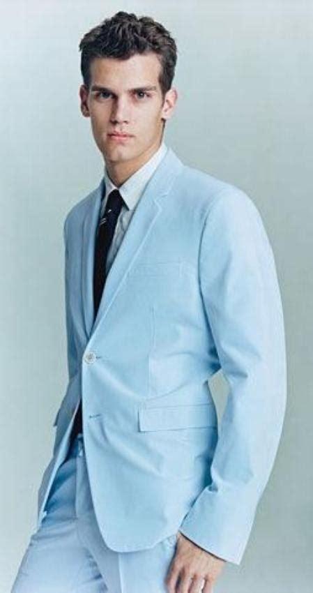 Light Blue Mens by Sku As523 2 Button Light Blue Sky Blue Powder Blue Suit 139 Mens Suits 2 Button Suits