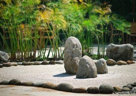 giardini zen foto come fare un giardino zen