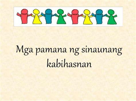 aralin 3 mga sinaunang kabihasnan upload share and mga pamana ng sinaunang kabihasnan