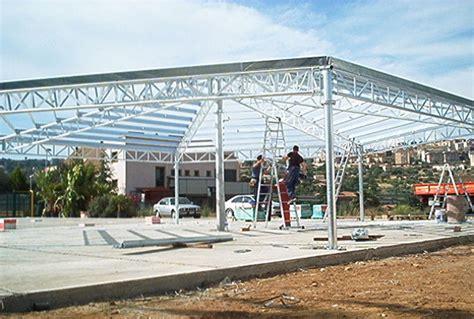 costruzione capannoni foto costruzione capannone di carpenterie metalliche vg