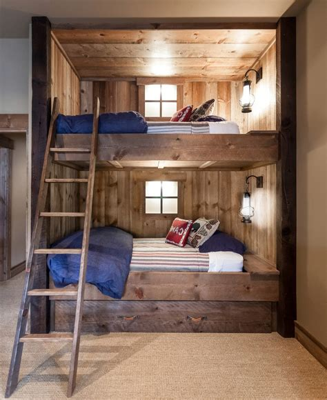 Bunk Beds Sacramento Sacramento Custom Bunk Beds Bedroom Rustic With Wood Traditional Toddler Bedding
