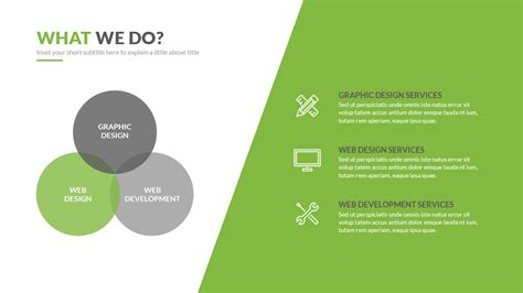 graphic design services company profile company profile powerpoint template by jafardesigns