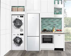 Dwell Bosch S Streamlined Kitchen And Laundry Appliances