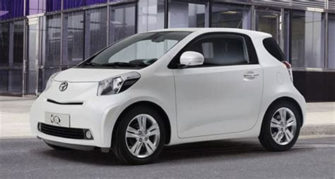 toyota iq platform to be used for new hatchback, suv and 7