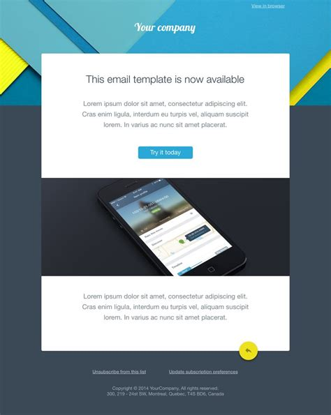 email layout for iphone 35 best email blasts images on pinterest email