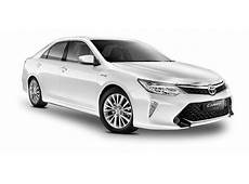 2018 Toyota Camry Specifications