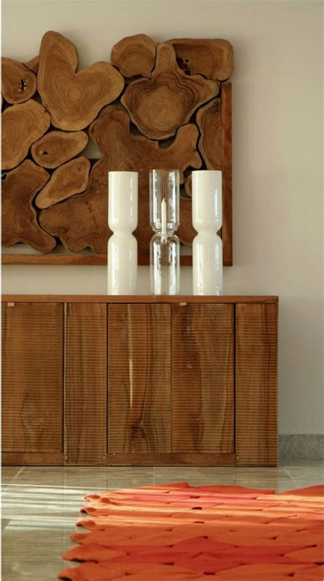 wood home decor ideas unique wood wall art ideas to accent wall artistically