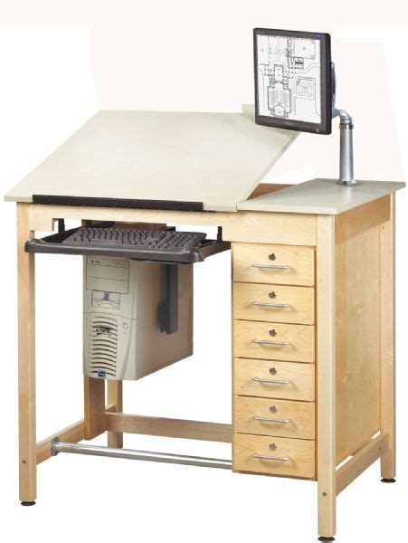 computer drafting table drafting tables drawing tables computer furniture