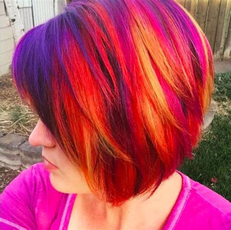 sunset hair color how to get sunset hair