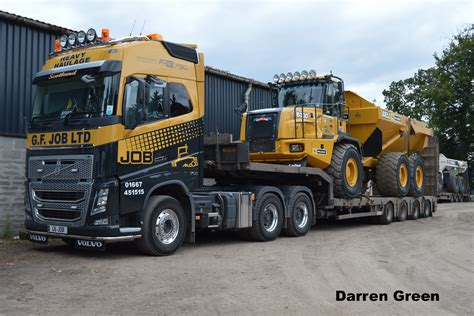 volvo trucks jobs g f job ltd volvo fh16 750 g6 job g f job trailer yard