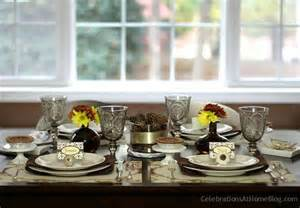 simple thanksgiving tablescapes thanksgiving tablescape ideas celebrations at home