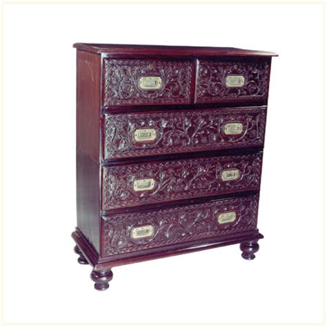 Indian Chest Of Drawers by Hyderabad Chest Of Drawers Ethnic Indian Burma Teak