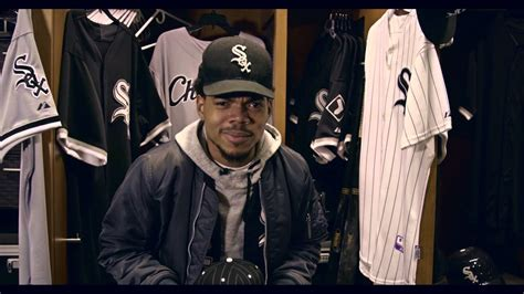 new era cap chance the rapper the chicago white sox
