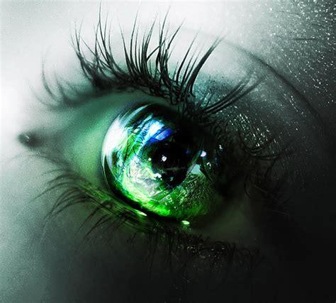imagenes ojos desvelados arte en el reflejo de los ojos taringa