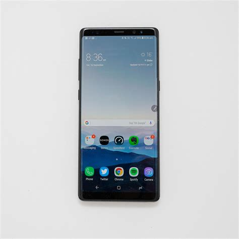 Samsung Note 8 Review review samsung galaxy note 8 sm n950f pickr