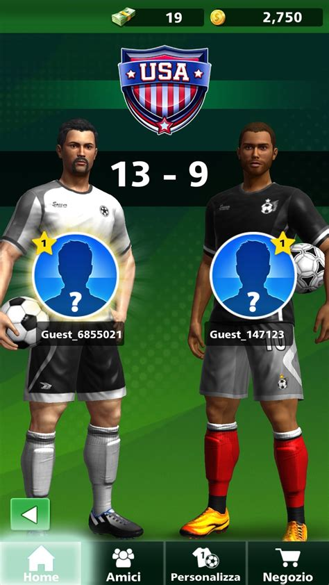 giochi di calcio portiere football strike multiplayer soccer un gioco di calcio 1