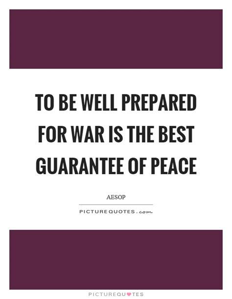 Well Prepared Quotes