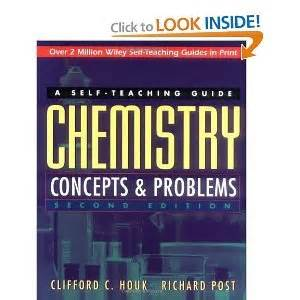 chemistry concepts and problems a self teaching guide a self teaching guide chemisty concepts problems 2nd