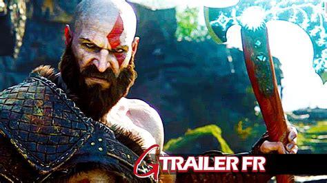god of war le film bande annonce vf god of war bande annonce tv vf youtube