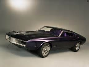 1970 Ford Mustang Ford Mustang Concept 1970 Car Picture 01 Of