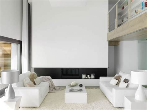 white interior designs beautiful houses pure white interior design