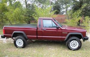 1992 jeep comanche eliminator 4wd truck for sale