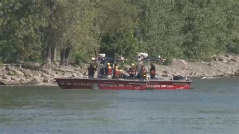 boat crash search montreal police hope to retrieve wreckage from deadly boat