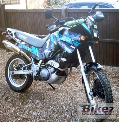 1993 yamaha xtz 660 tnr specifications and pictures
