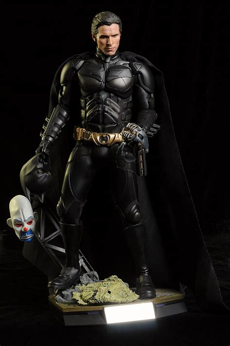 Toys Dx12 Batman Knigh Tanpa Box review and photos of rises batman 1 4 scale figure by toys