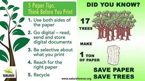 How Many Sheets Of Paper Does One Tree Make - when you save reduce recycle and reuse paper or other