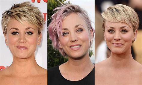 why did kaley cuoco cut her hair in a pixie cut why did kaley cuoco cut her hair 10 tempting kaley cuoco