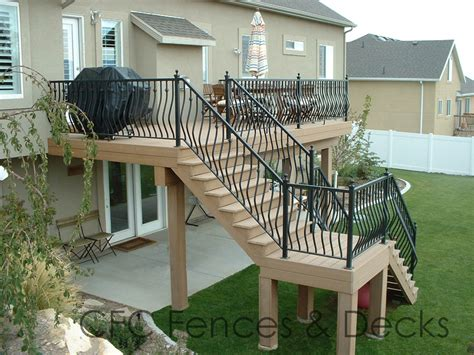 second story deck plans pictures 1000 ideas about two story deck on pinterest second