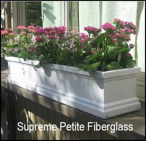 narrow window box planter supreme fiberglass flower boxes narrow window box