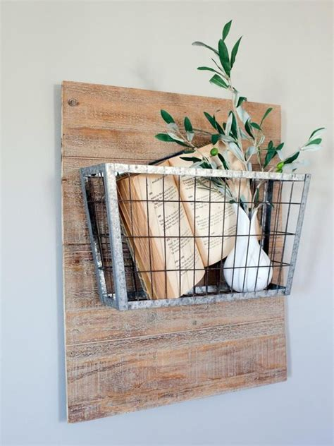 26 cool ways to use baskets at home decor shelterness cool vintage wire wall baskets photos electrical circuit