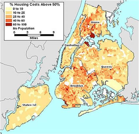 middle income housing nyc nyc the costs of living