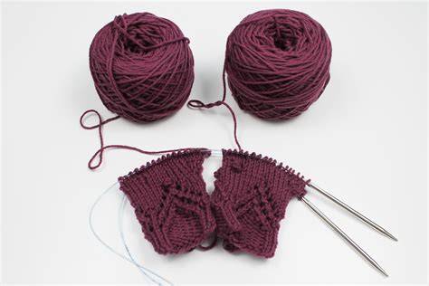 magic loop knitting how to cast on two at a time with the magic loop