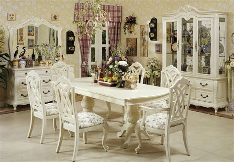 White House Tea Room by Choosing Kitchen Table Sets Designwalls