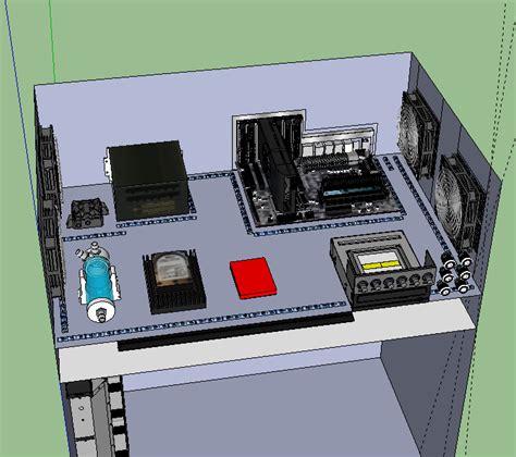 creare una scrivania autocostruito desk