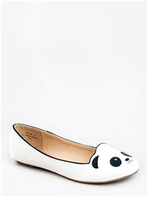 panda flats shoes panda flats shoes 28 images buy misfit panda metallic