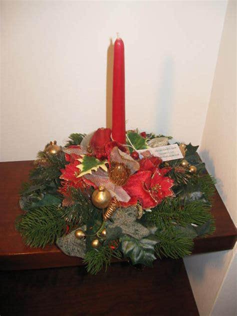 centrotavola natalizio con candela centrotavola natalizio con candela feste natale di