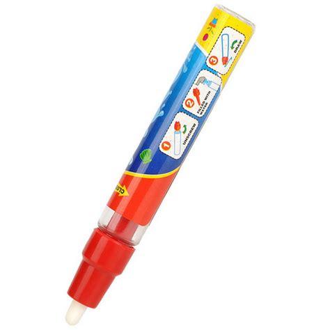 magic doodle pen paint learning magic water pen doodle mat white blue