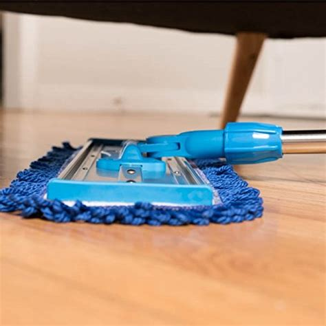 Professionally Clean Microfiber by 18 Quot Professional Microfiber Mop Stainless Steel Handle