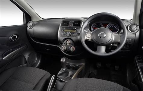 nissan almera 2013 interior nissan almera launched in south africa at r165 000