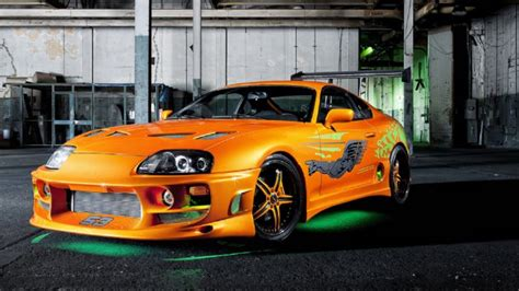 Walker Toyota Supra Paul Walker Toyota