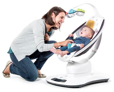 swing 4moms 4moms mamaroo baby bouncer review